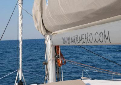 Catamaran Meho - Bome
