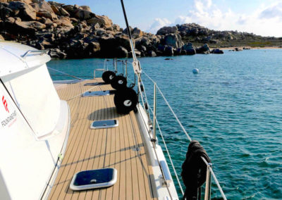 Catamaran Meho - Passavant TB AV