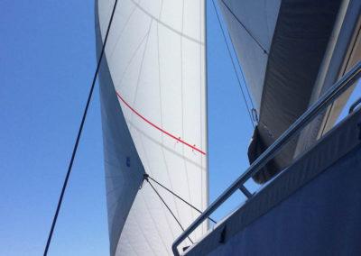 Catamaran Meho - Voiles 2