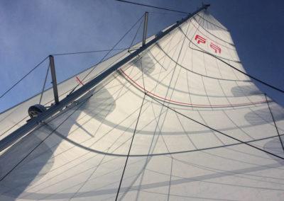 Catamaran Meho - Voiles 4