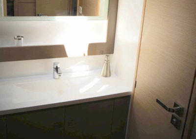 Meho - Cabine VIP lavabo